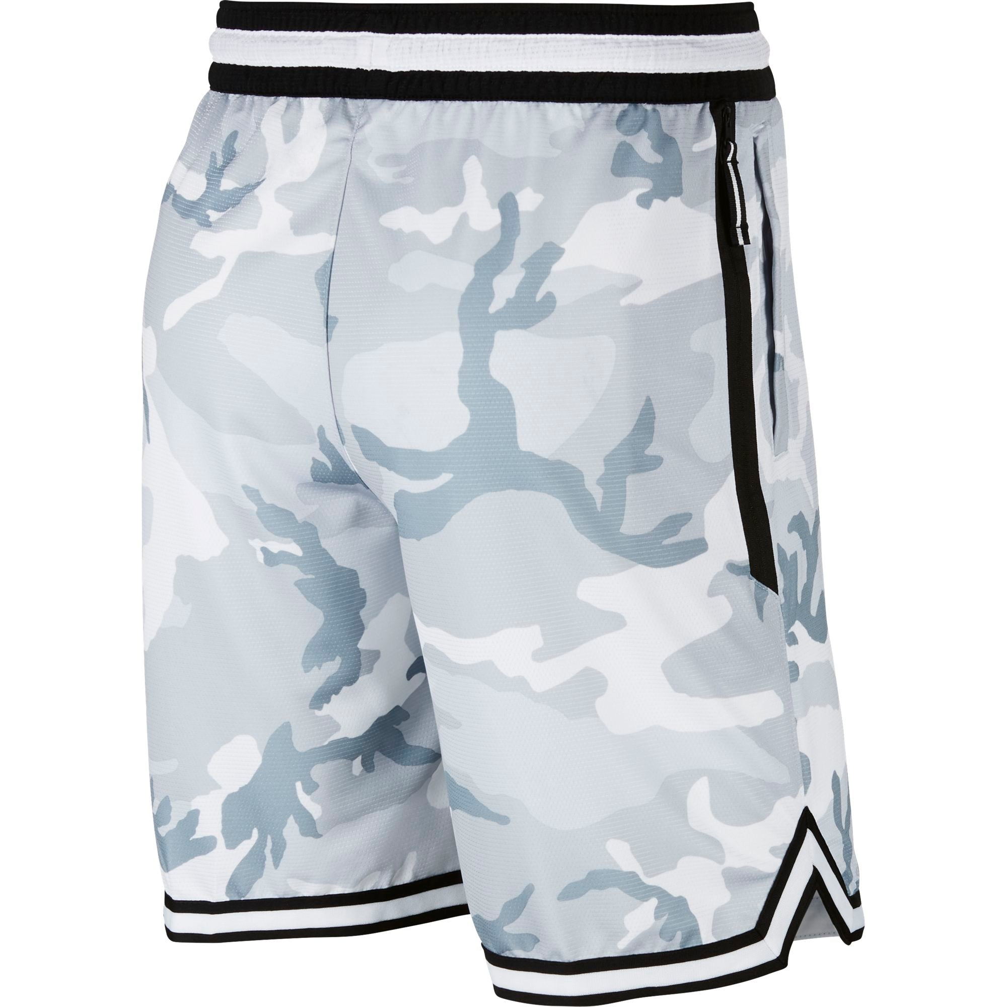 Nike Basketball Dri-Fit DNA Shorts - Wolf Grey/Black
