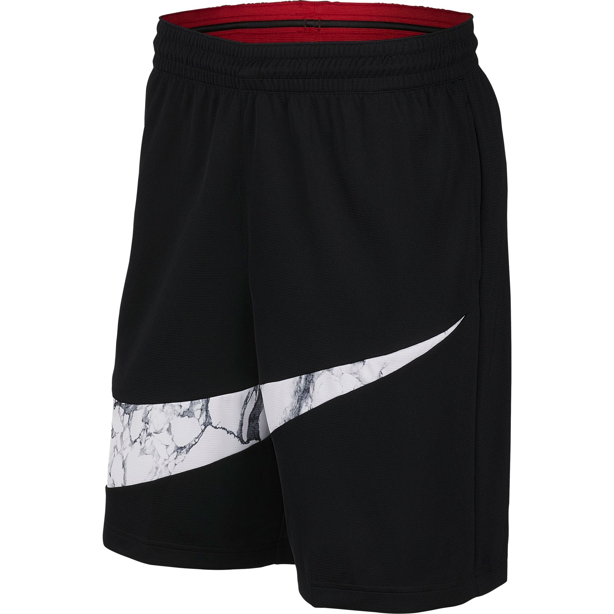 Nike Basketball Dri-Fit HBR Marble Shorts - NK-BV9227-010