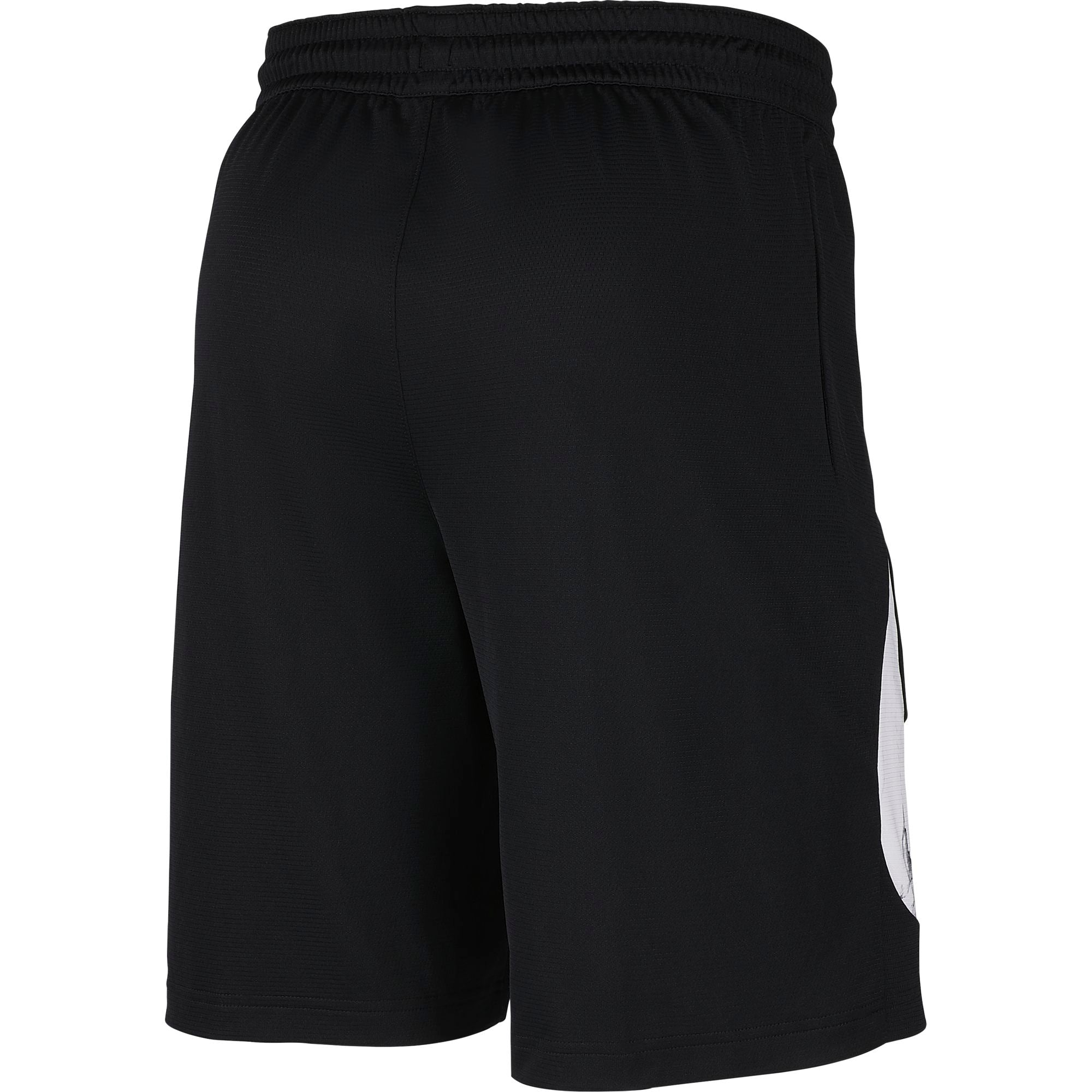 Nike Basketball Dri-Fit HBR Marble Shorts (inc. Tall Fit sizes) - Black/White