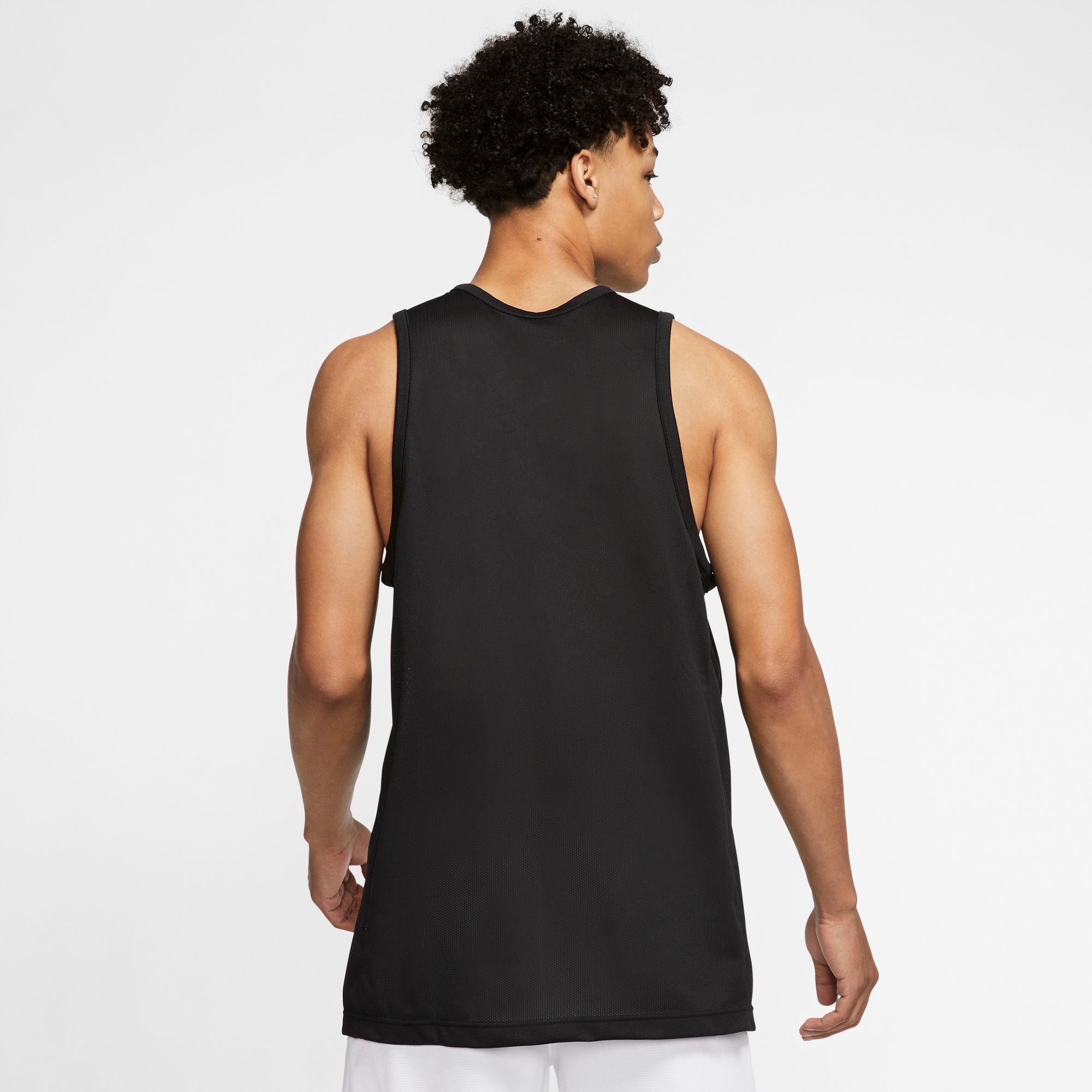 Nike Basketball Dri-Fit Jersey - Black/White