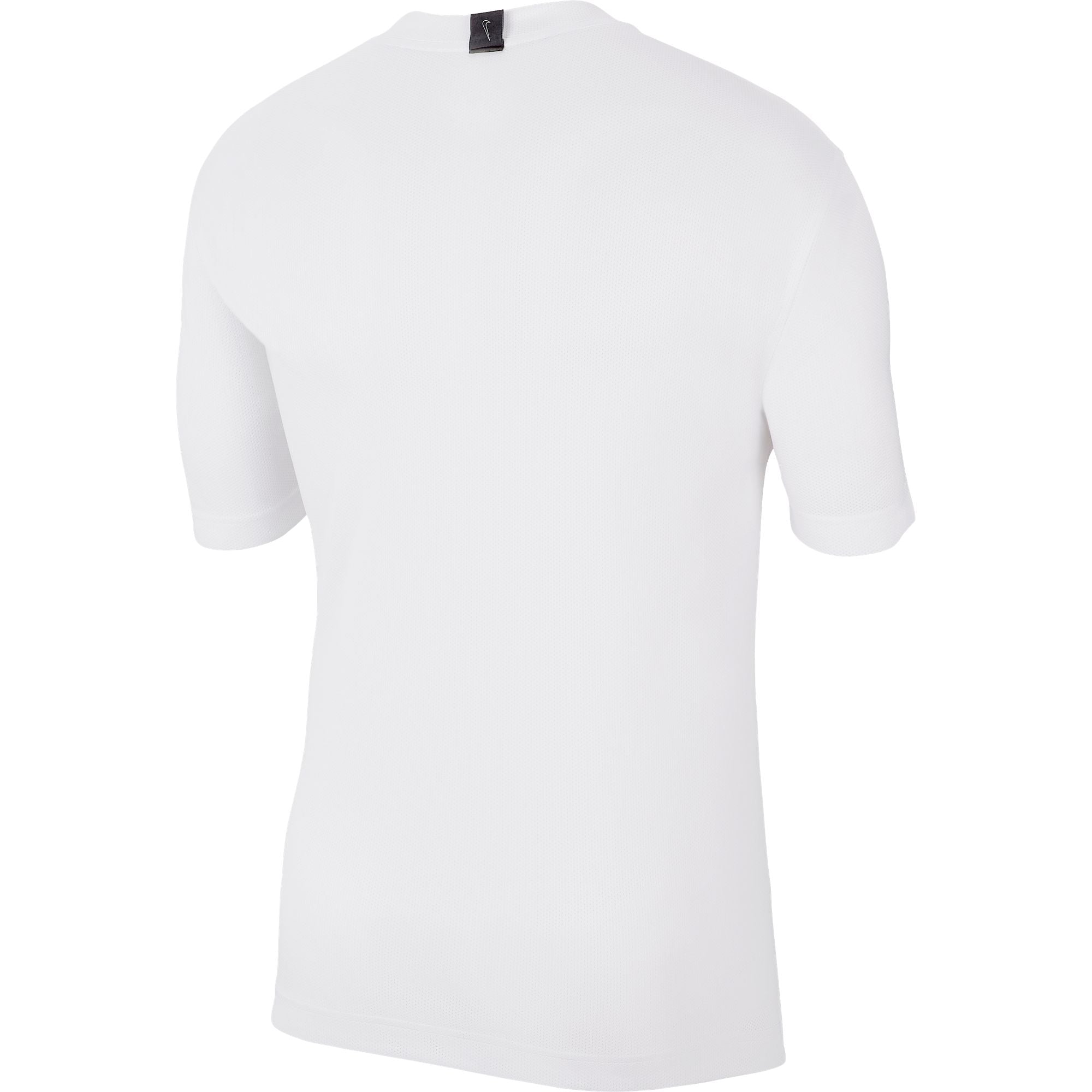 Nike Basketball Dri-Fit Classic Short Sleeved Top - White/Black