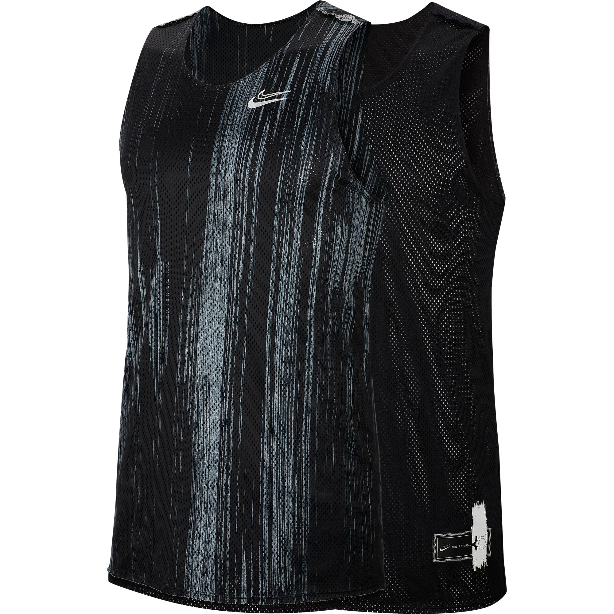 Nike KD Dri-fit Reversible Basketball Jersey - NK-CD0372-010