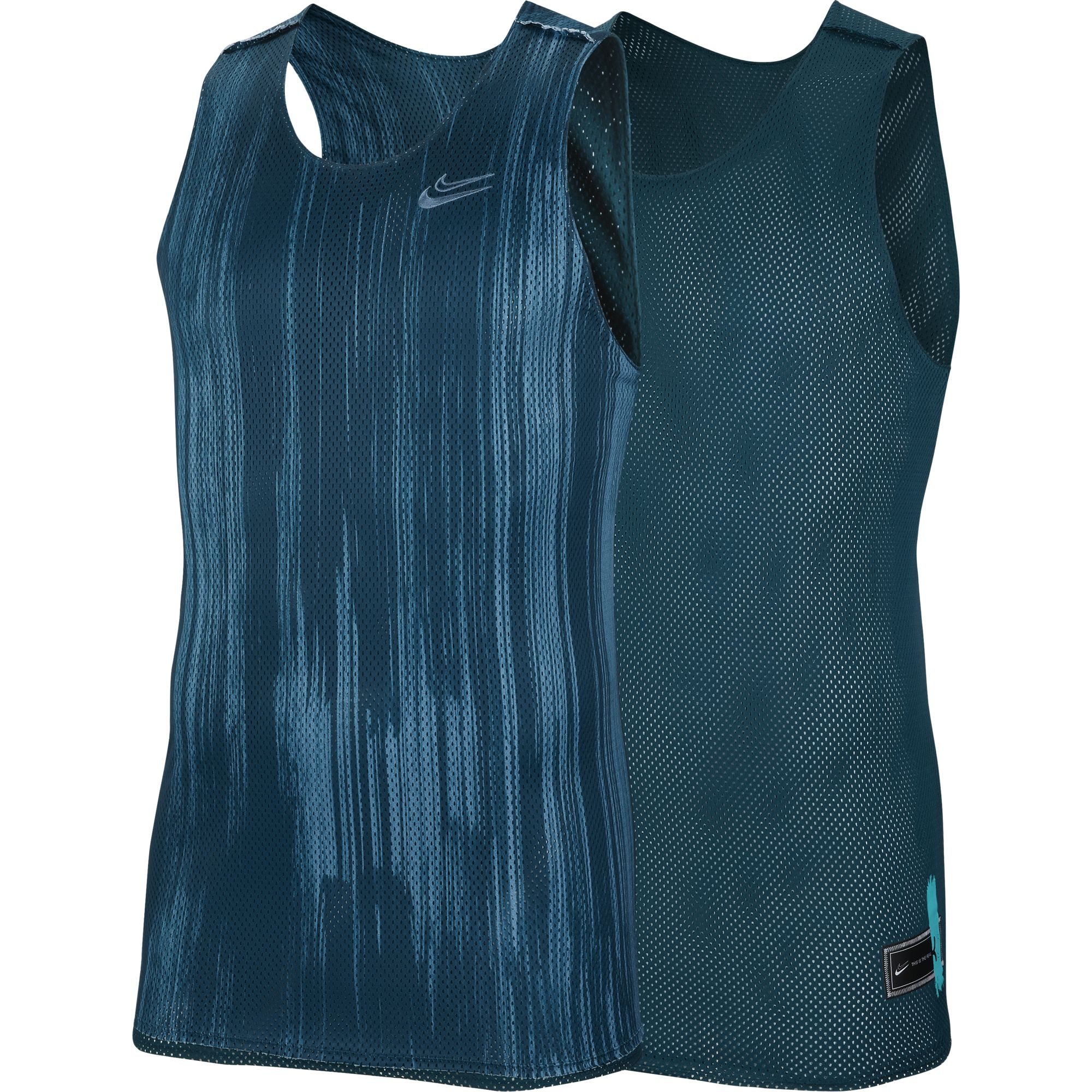 Nike KD Dri-fit Reversible Basketball Jersey - NK-CD0372-347