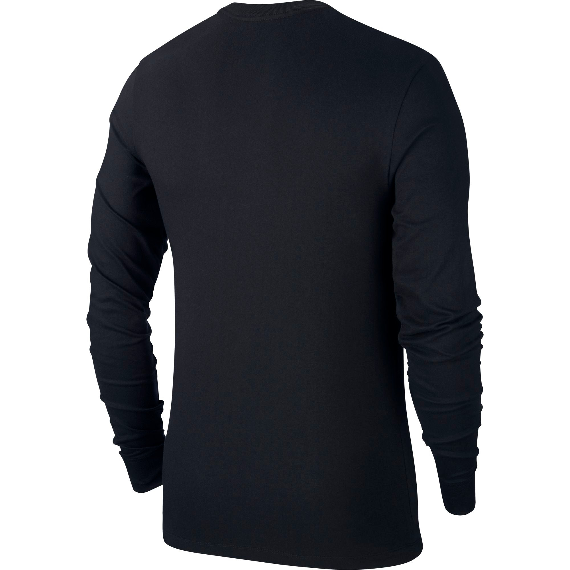 Nike Basketball Dri-fit Long-Sleeved SWISH Tee - Black