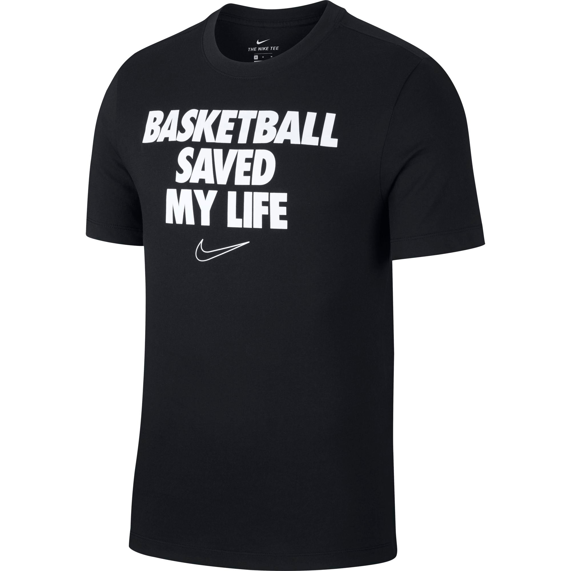 "Nike Basketball Dri-Fit ""My Life"" Tee - NK-CD1103-010"