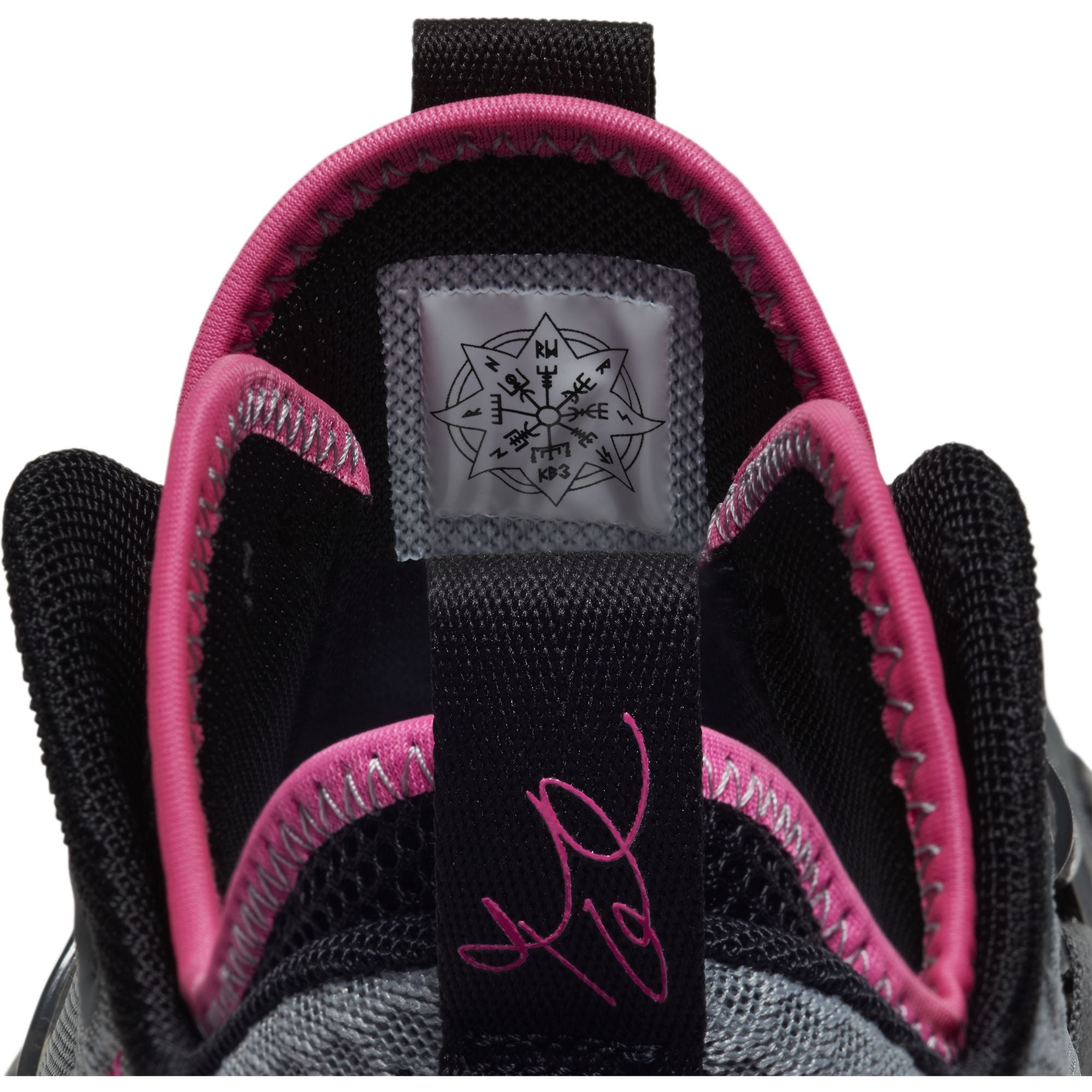 Nike Jordan Why Not Zer0.3 Basketball Boot/Shoe - Particle Grey/Pink Blast/Black/Iron Grey