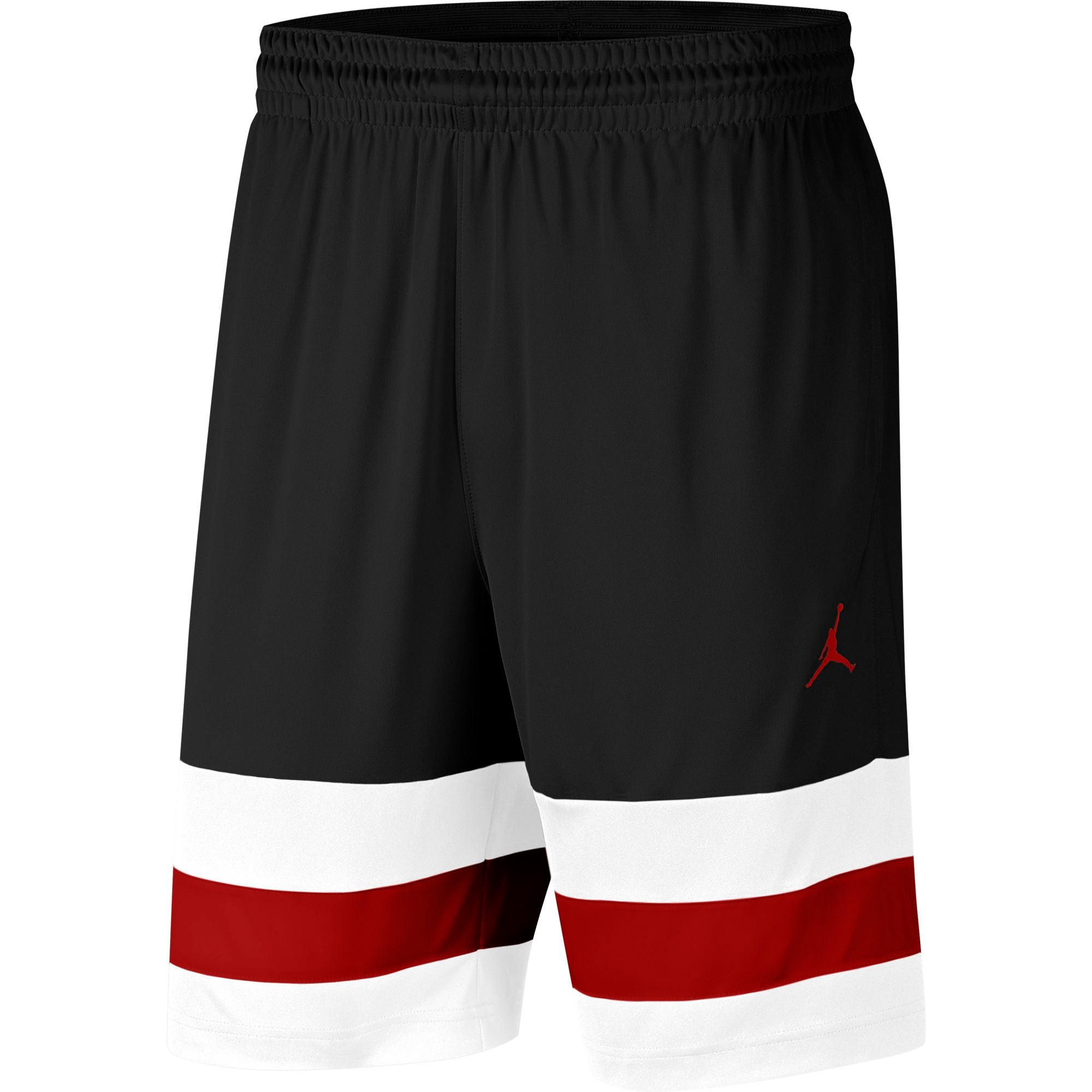 Nike Jordan Jumpman Hooped Basketball Shorts - NK-CD4937-010