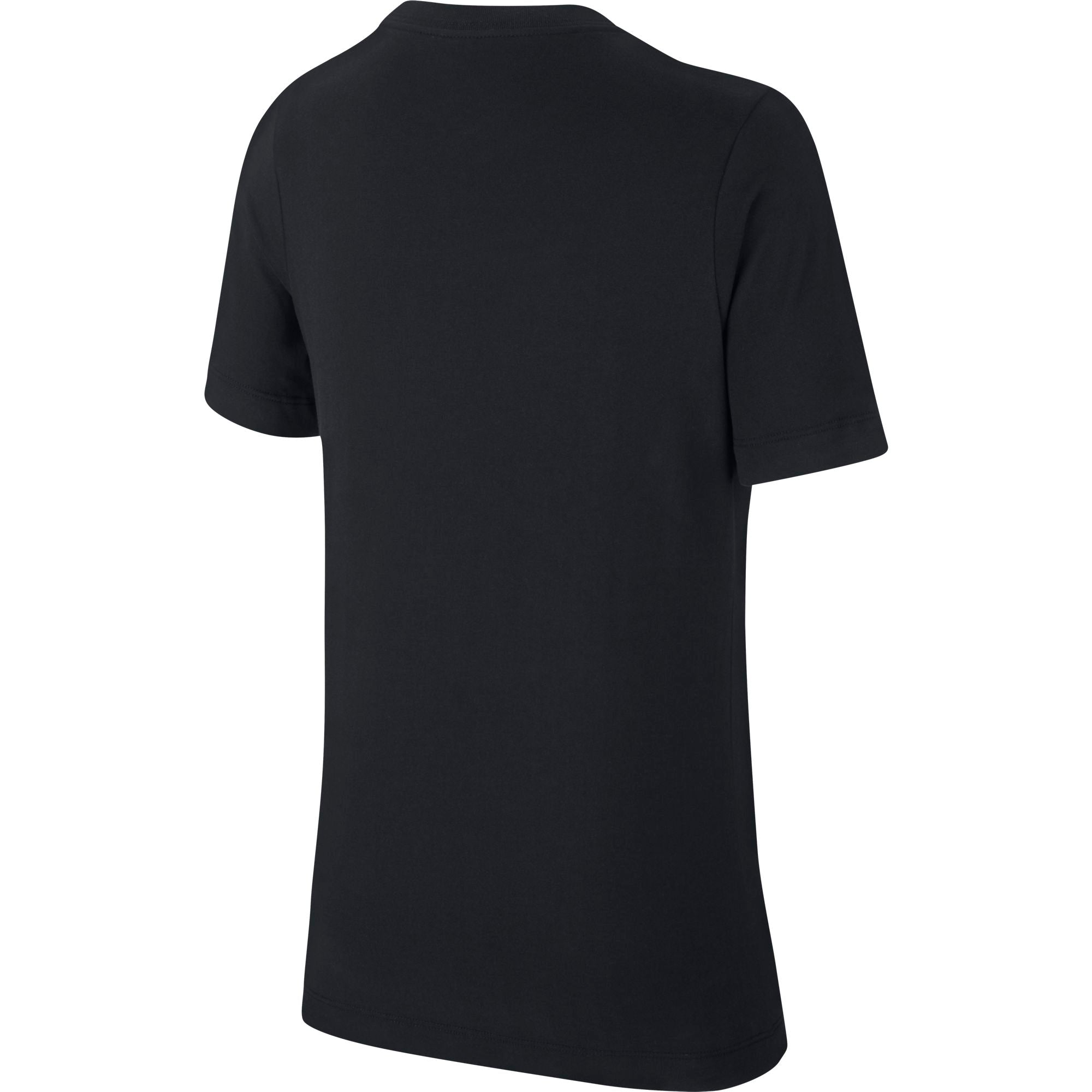 Nike Kids Dri-Fit Basketball Tee - Black