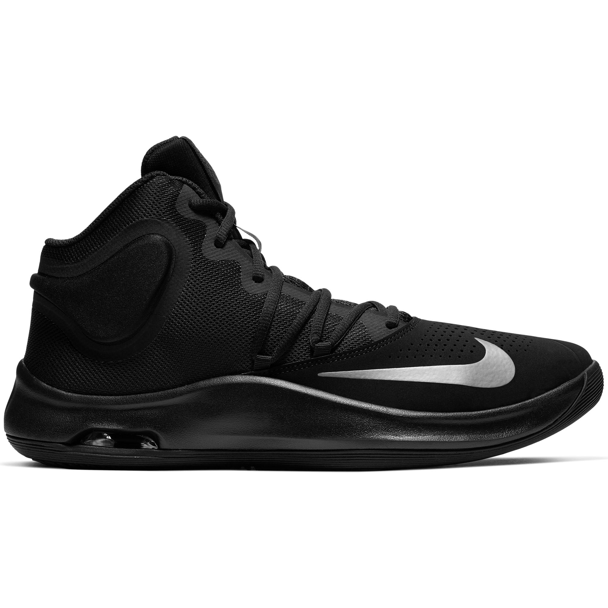 Nike Basketball Air Versitile IV NBK Boot/Shoe - Black/Metallic Cool Grey/Anthracite