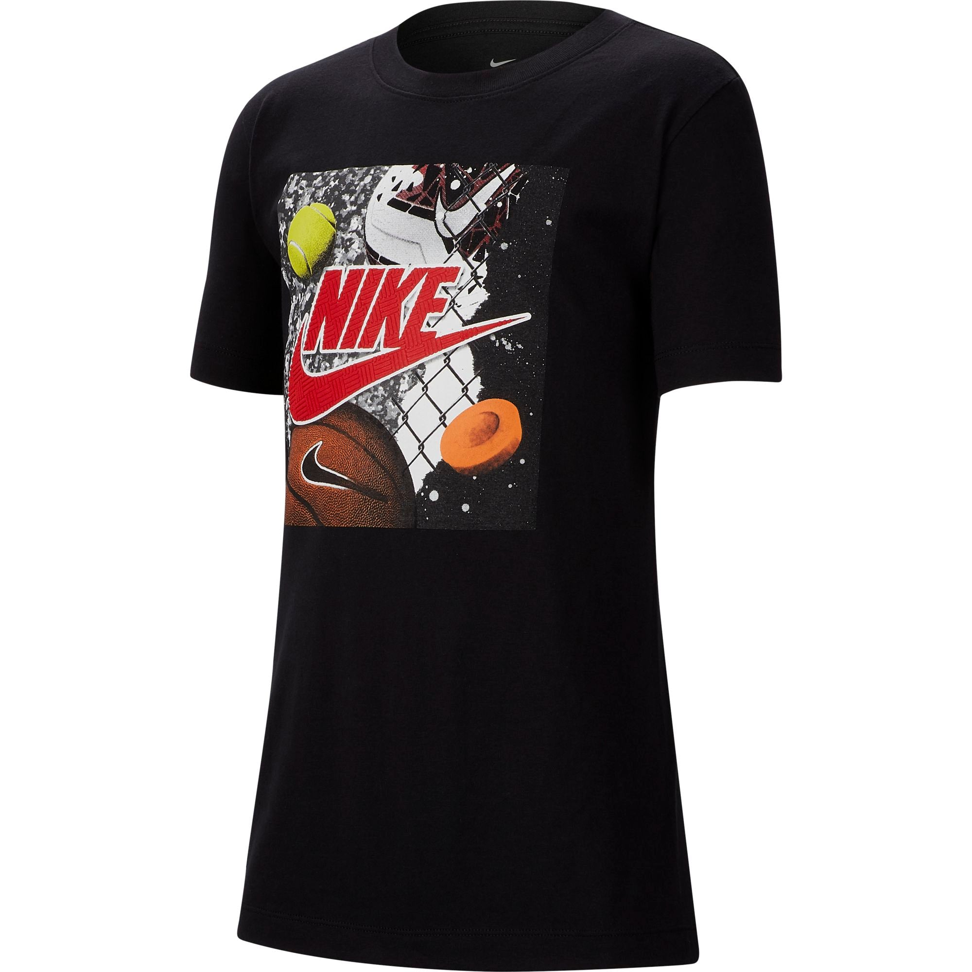 Nike Kids Sportswear Playground Graphic Tee - NK-CT2634-010