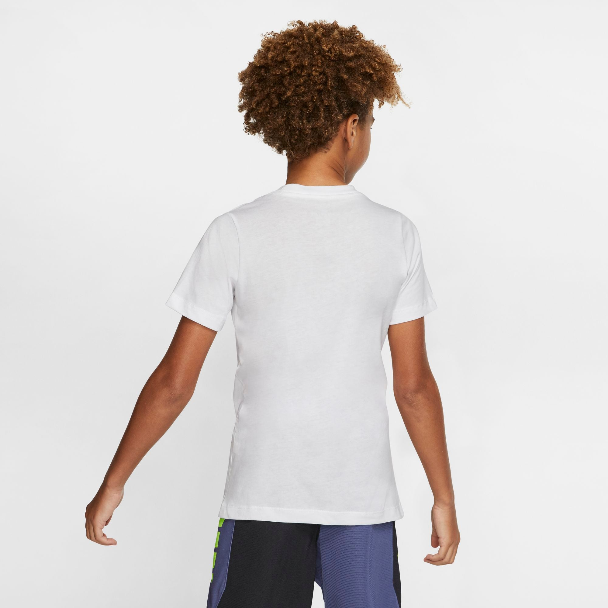 Nike Kids Sportswear Graphic Tee - White