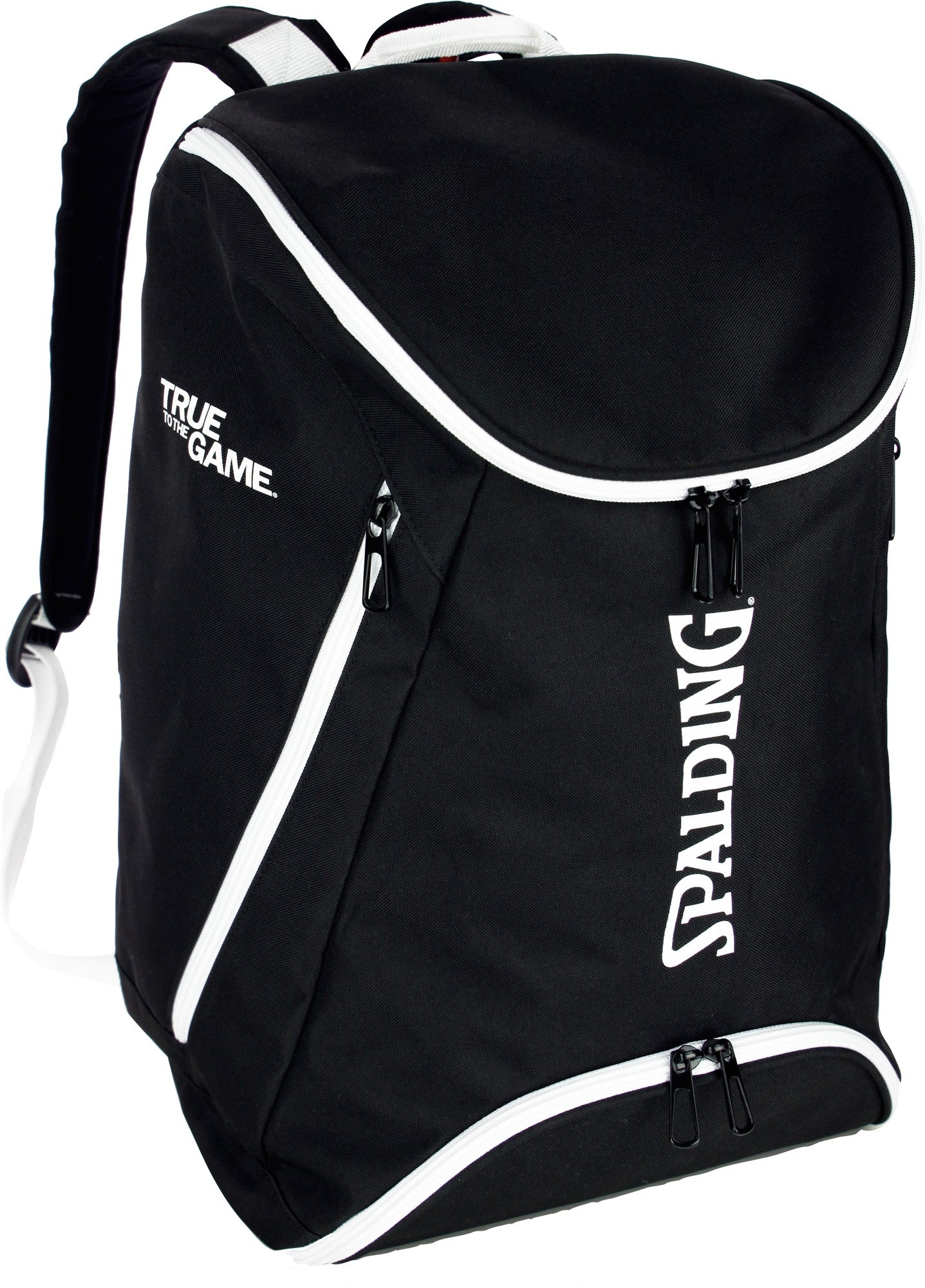 Spalding Backpack - Black/White (Bags) SP-300454301
