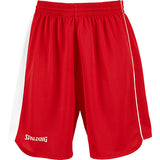 Spalding 4Her II Basketball Shorts - Red/White SP-3005411-01