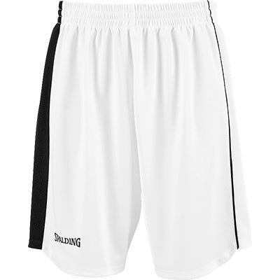 Spalding 4Her II Basketball Shorts - White/Black SP-3005411-05