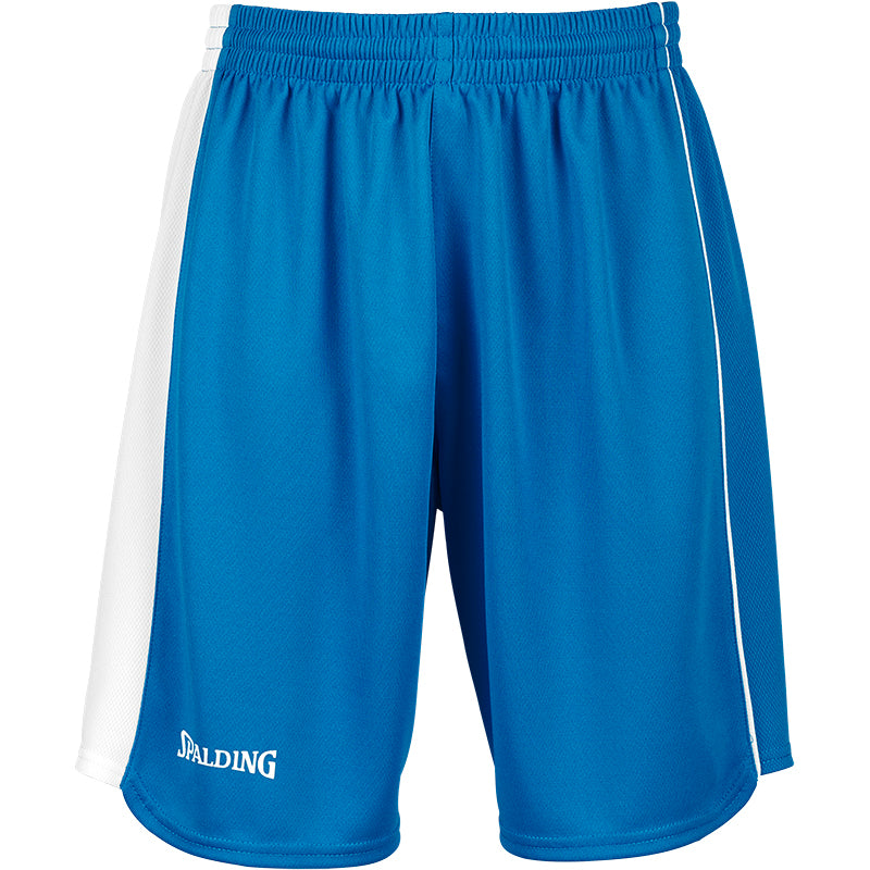 Spalding 4Her II Basketball Shorts - Cyan/White SP-3005411-09