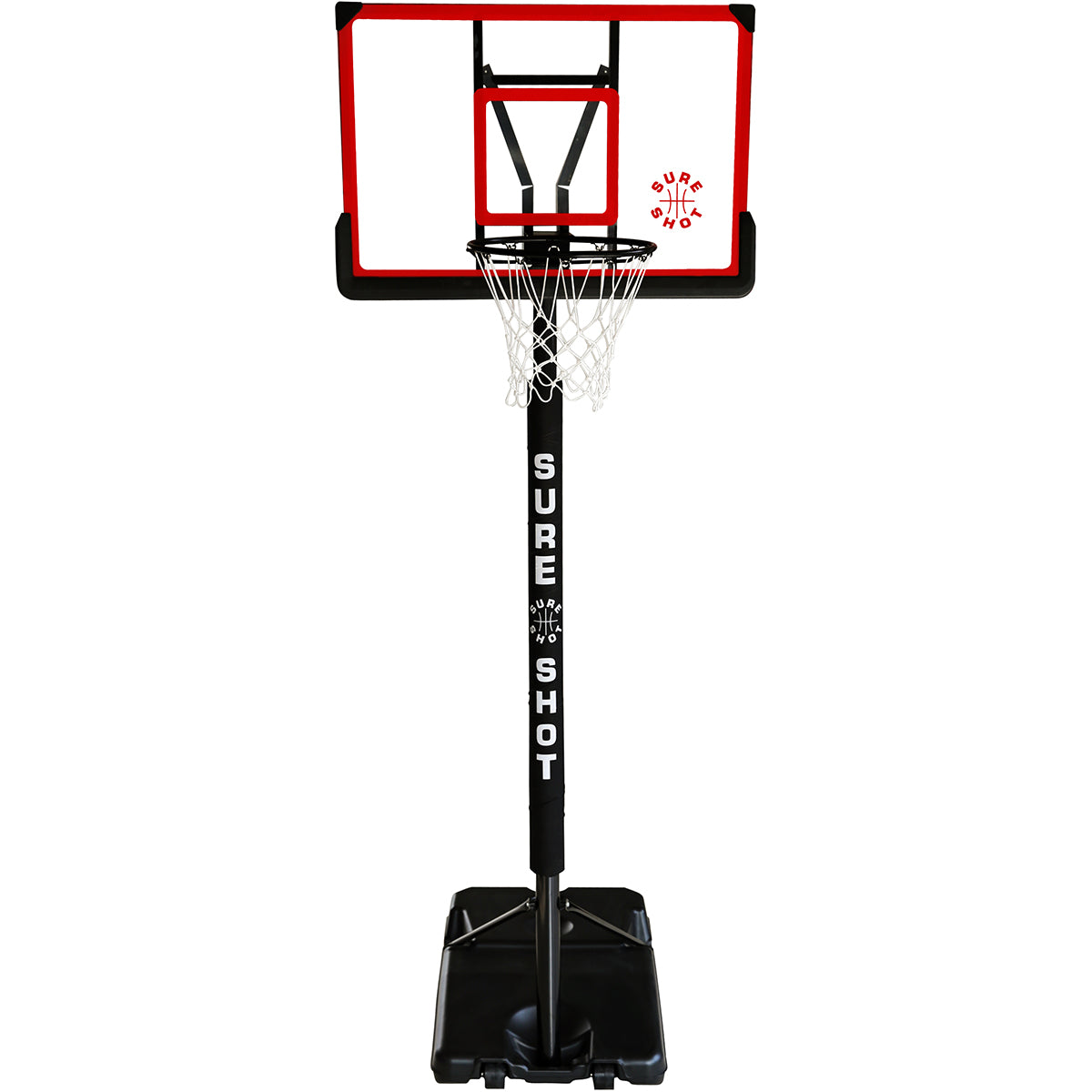 Sure Shot 514 Game Portable Unit with Acrylic Backboard SS-63514ACRP