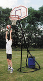 Sure Shot na 518 Fold-N-Travel Portable Basketball Hoop SS-63518