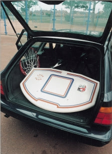 Sure Shot 518 Fold-N-Travel Portable Basketball Hoop (without ballast)