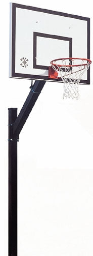 Sure Shot 660 Heavy Duty Euro Court Basketball System SS-65660
