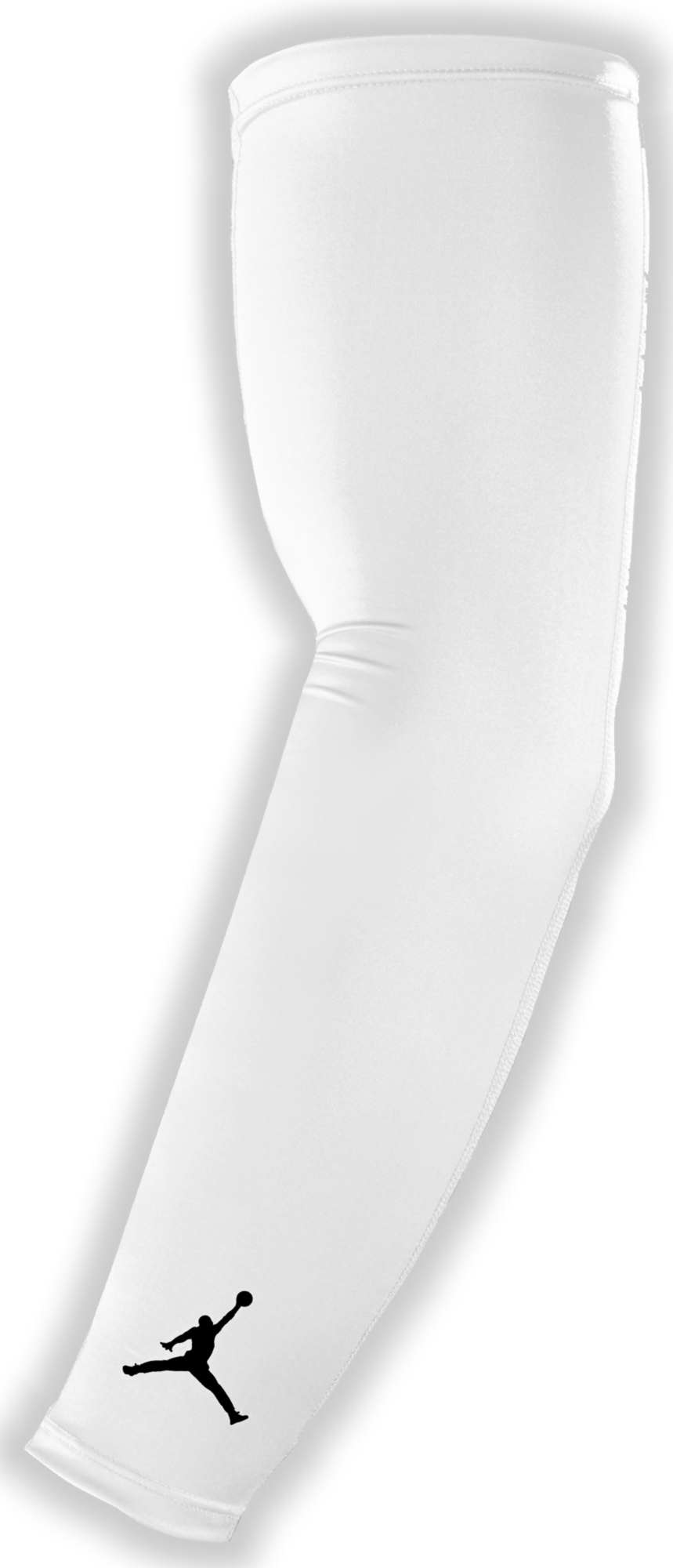 Nike Jordan Shooter Sleeves - White/Black