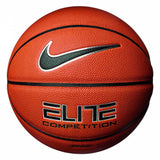 Nike Elite Competition 8-Panel Basketball - Amber/Black -7 (Mens)