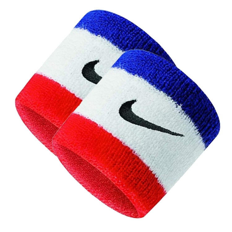 Nike Swoosh Wristbands Red/White/Blue SX-N.000.1565.620.OS