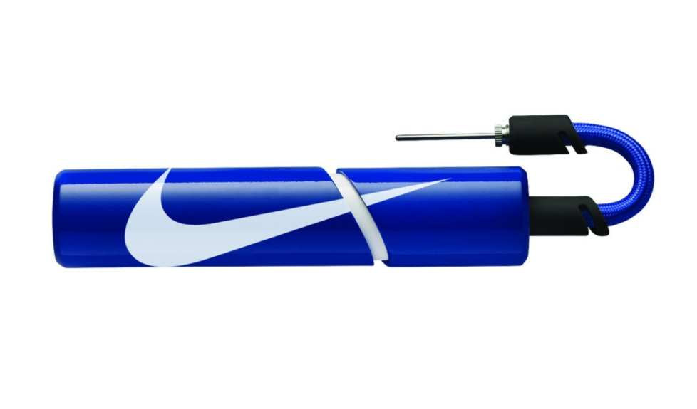 Nike Essential Ball Pump - Blue SX-N.KJ.02-420