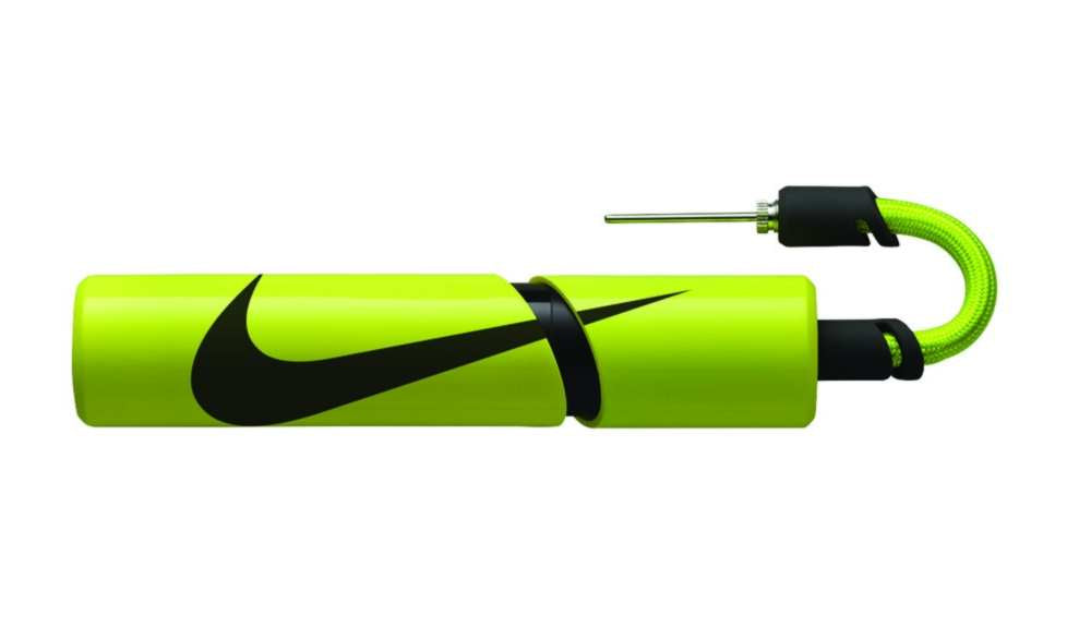 Nike Essential Ball Pump - Yellow SX-N.KJ.02-753