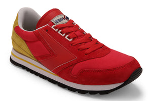 Brooks Chariot Men High Rise Red / 12 Sports Shoes India