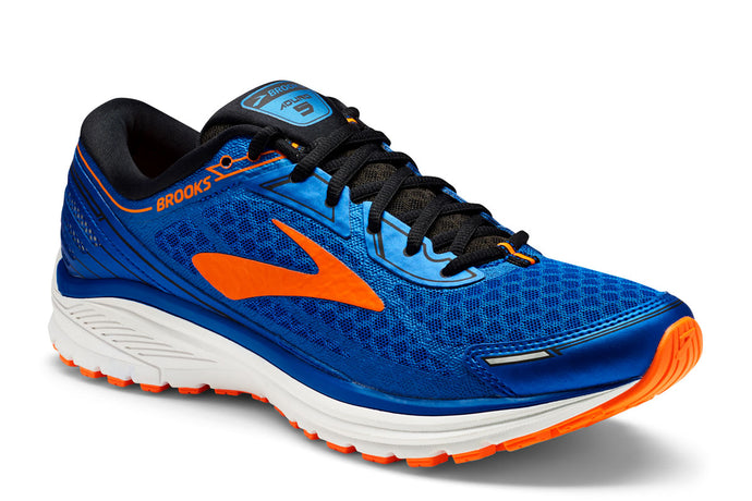 Brooks Aduro 5 Men Blue / 11 Sports Shoes India