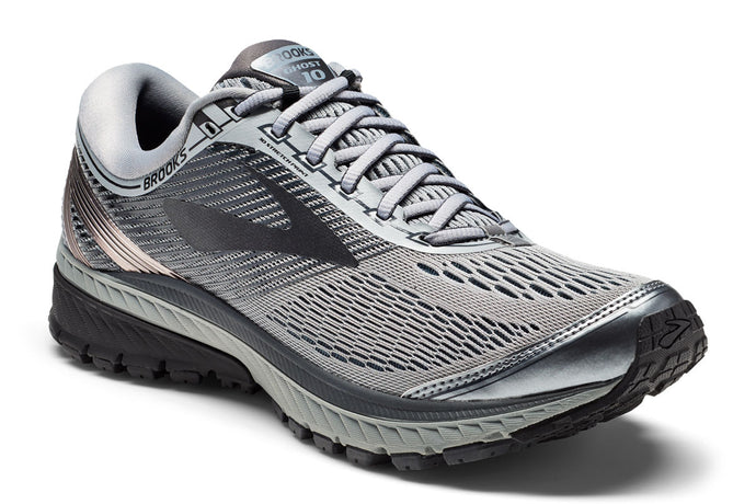 Brooks Ghost 10 Men Grey / 12 Sports Shoes India