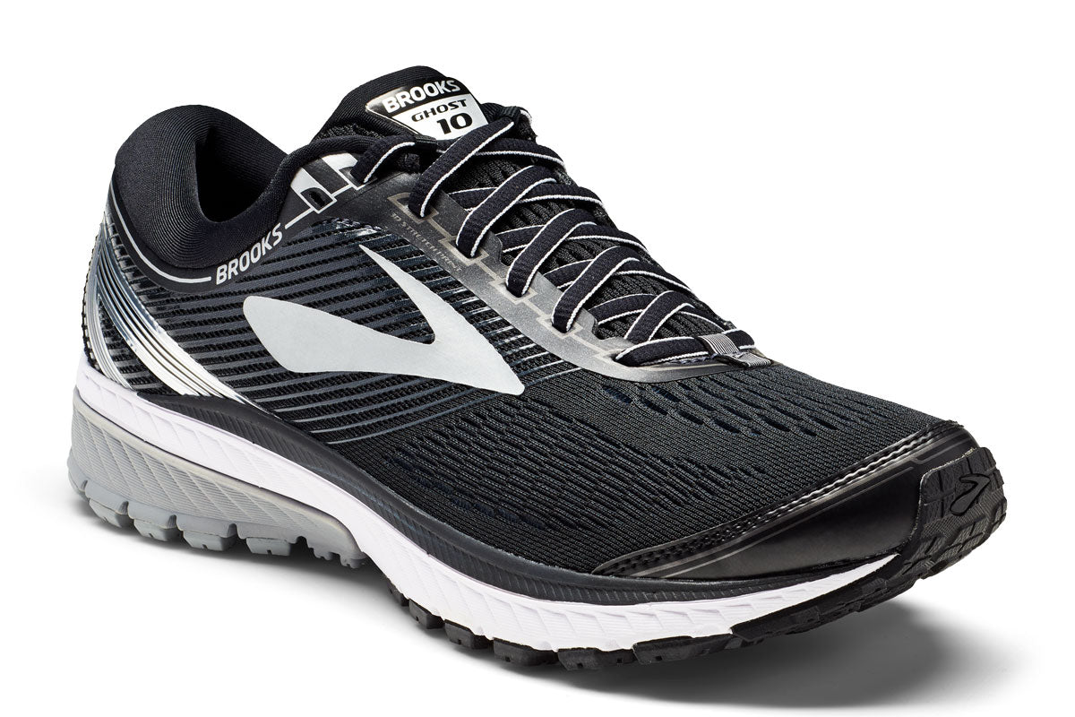 Brooks Ghost 10 Men Black / 12 Sports Shoes India