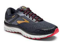Load image into Gallery viewer, Brooks Adrenaline GTS 18 Men Black / 7 Sports Shoes India