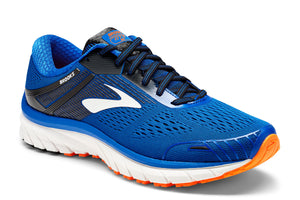 Brooks Adrenaline GTS 18 Men Blue / 7 Sports Shoes India