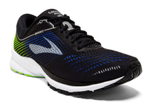 Load image into Gallery viewer, Brooks Launch 5 Men Black / 8 Sports Shoes India