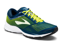 Load image into Gallery viewer, Brooks Launch 5 Men Blue / 8 Sports Shoes India