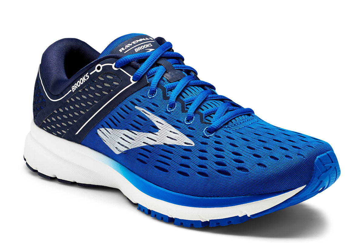 Brooks Ravenna 9 Men Blue / 12 Sports Shoes India