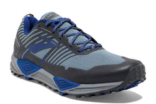 Load image into Gallery viewer, Brooks Cascadia 13 Men Blue / 12 Sports Shoes India