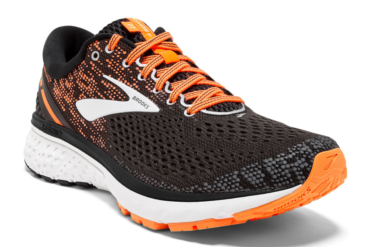 Brooks Ghost 11 Men Orange / 12 Sports Shoes India