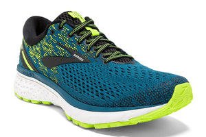 Brooks Ghost 11 Men Green / 12 Sports Shoes India