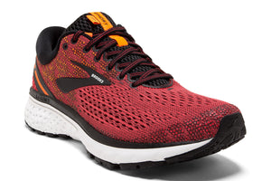 Brooks Ghost 11 Men Red / 12 Sports Shoes India