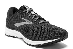 Brooks Revel 2 Men Black / 12 Sports Shoes India