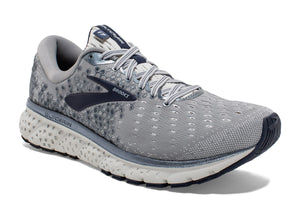 Brooks Glycerin 17 Men Grey / 12 Sports Shoes India