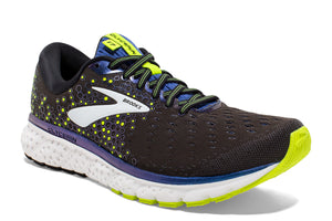 Brooks Glycerin 17 Men Black / 12 Sports Shoes India
