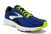 Load image into Gallery viewer, Brooks Launch 6 Men Blue / 12 Sports Shoes India