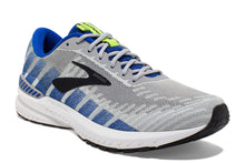 Load image into Gallery viewer, Brooks Ravenna 10 Men Grey / 7 Sports Shoes India