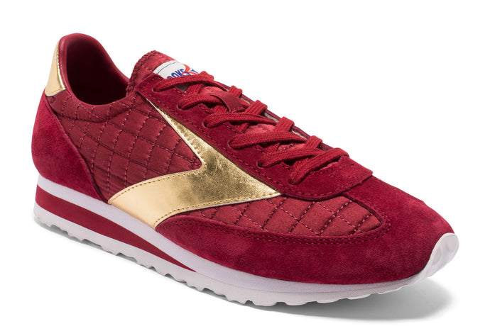 Brooks Vanguard Women Red / 8 Sports Shoes India