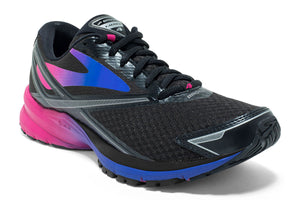 Brooks Launch 4 Women Black / 9 Sports Shoes India