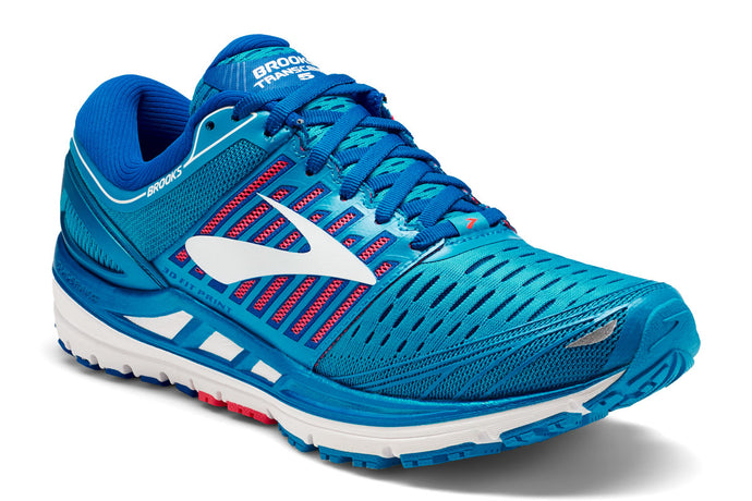 Brooks Transcend 5 Women Blue / 3 Sports Shoes India