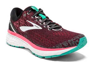 Brooks Ghost 11 Women Red / 8 Sports Shoes India